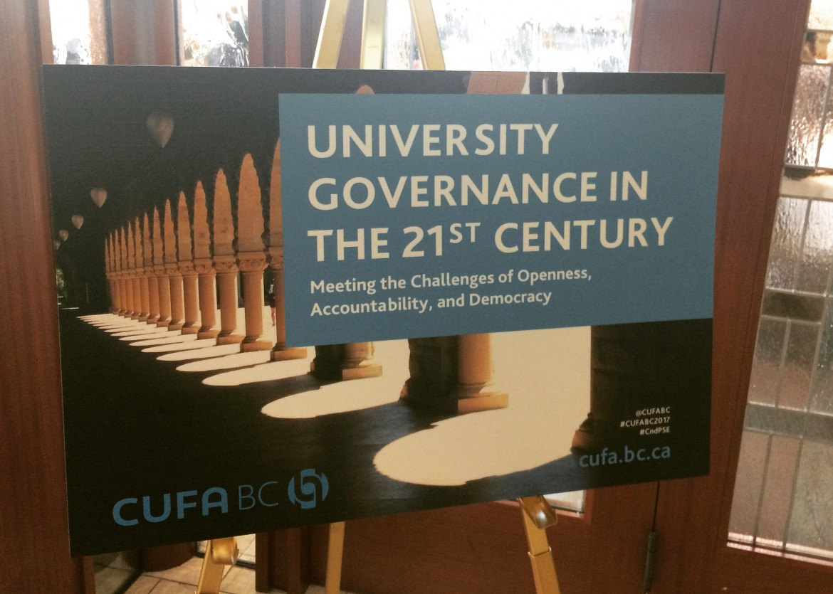 Universtity Governance in the 21st Century